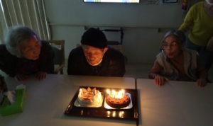 誕生日ケーキ 1